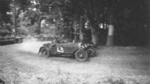 Frazer Nash Dancers End Hillclimb Sept 4 1938